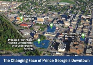 Prince George selected as a Welcoming Francophone Community